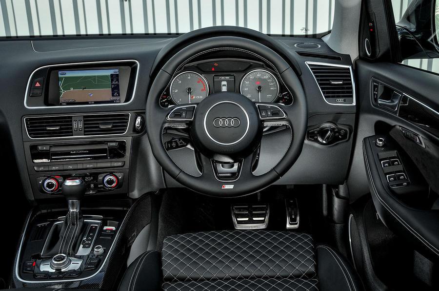Audi Suv Models >> 2016 Audi SQ5 Plus review review | Autocar