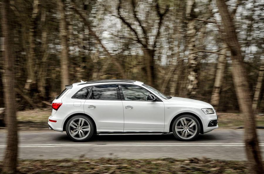 4 star Audi SQ5