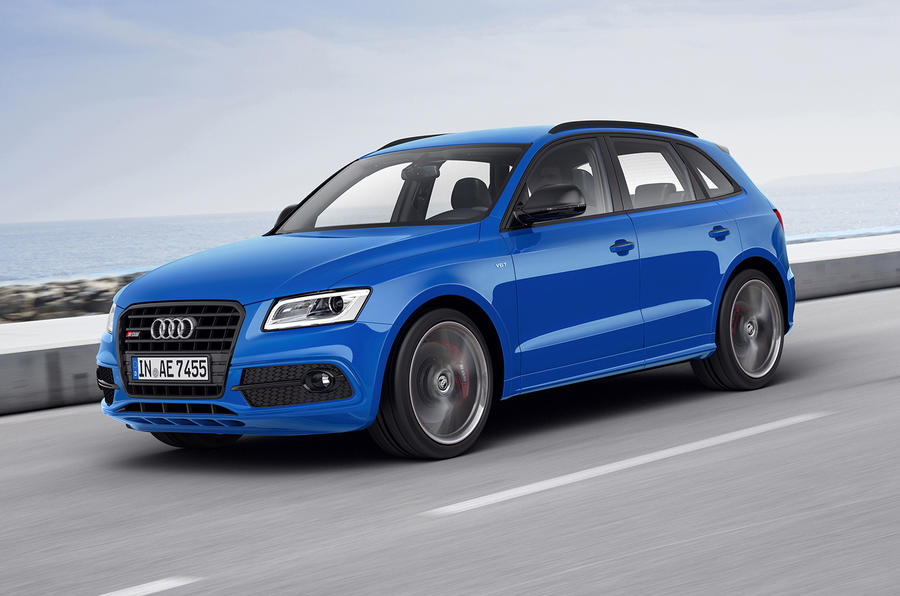 2017 audi sq5 diesel will top power of current sq5 plus autocar. Black Bedroom Furniture Sets. Home Design Ideas