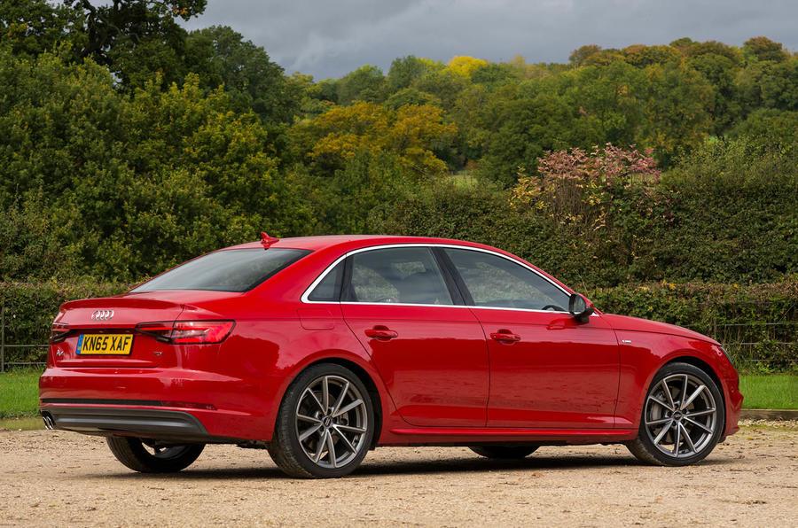 £34,250 Audi A4 3.0 TDI Sport