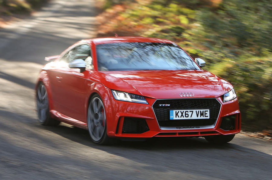 Audi TT RS long-term review - eight months with the most hardcore