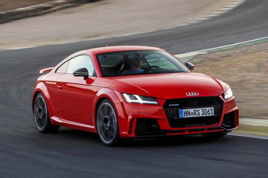 2016 audi tt rs coup review review autocar. Black Bedroom Furniture Sets. Home Design Ideas