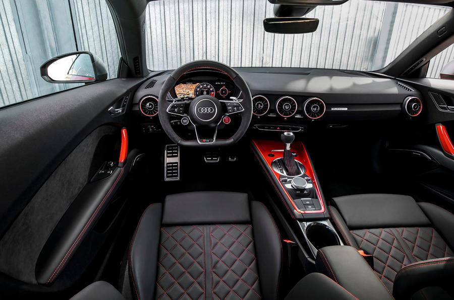 2016 Audi Tt Rs Coup 233 Review Review Autocar