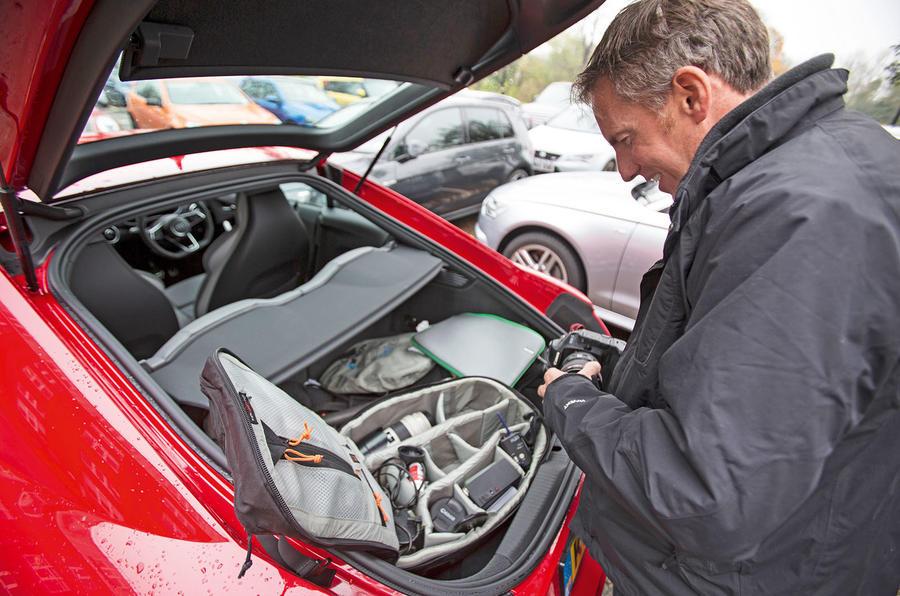 Audi TT RS longterm review versus Lotus Stan gear