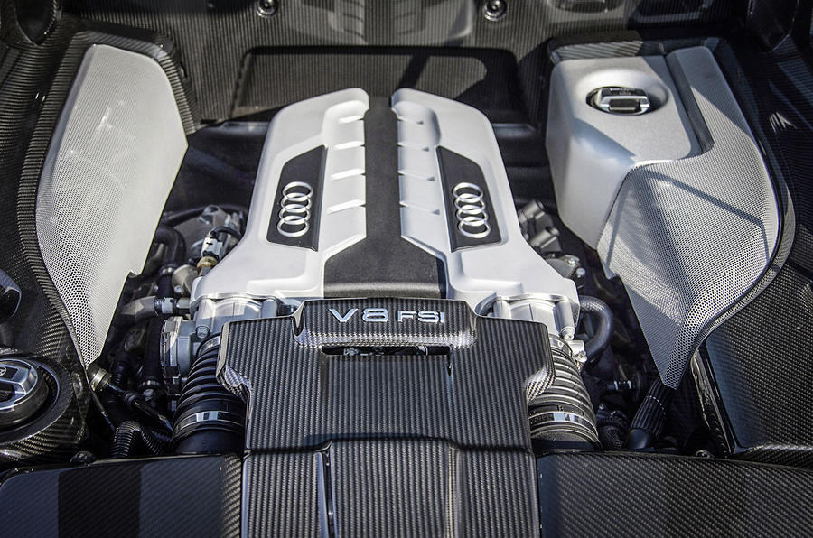 all new audi v8 engine to be the last of its kind autocar