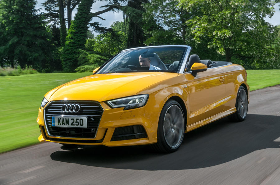 2016 Audi A3 Convertible 1 4 Tsfi S Line Review Review