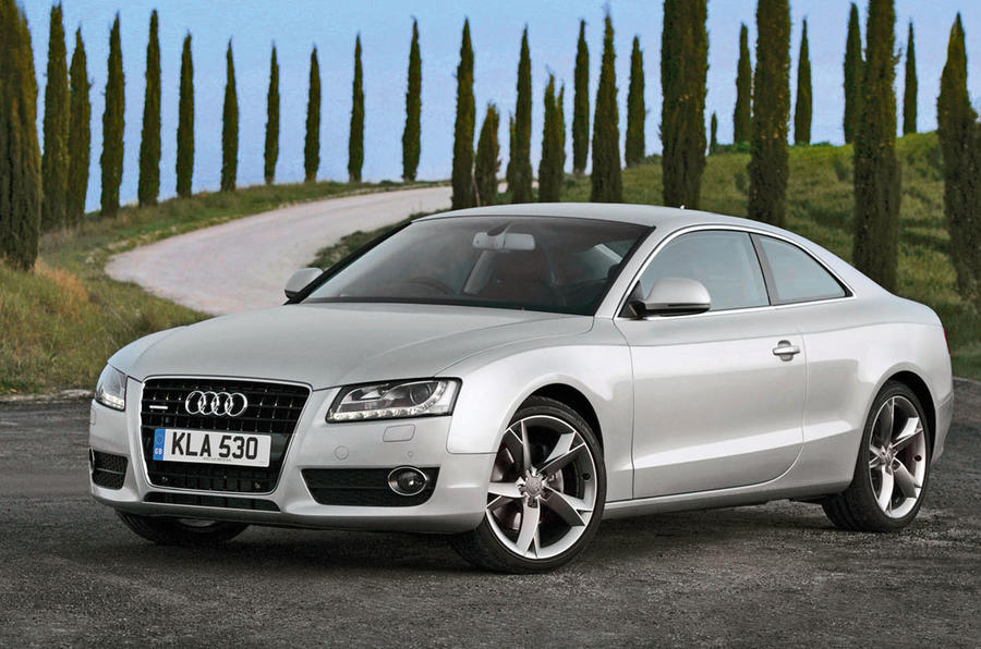 100 2005 audi a5 new entry