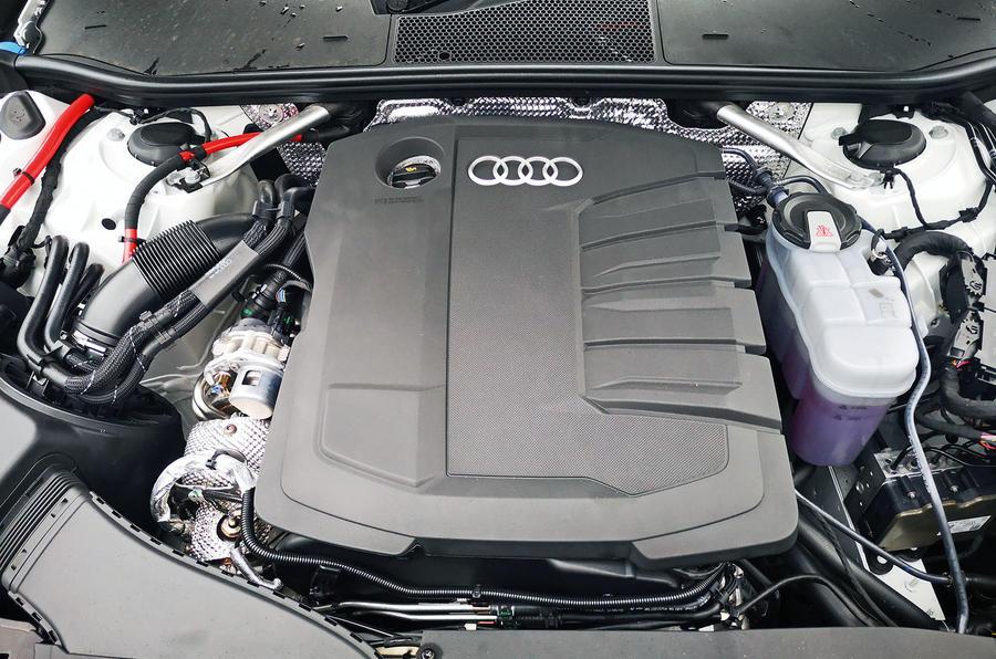 Audi A6 Avant 2019 long-term review - engine