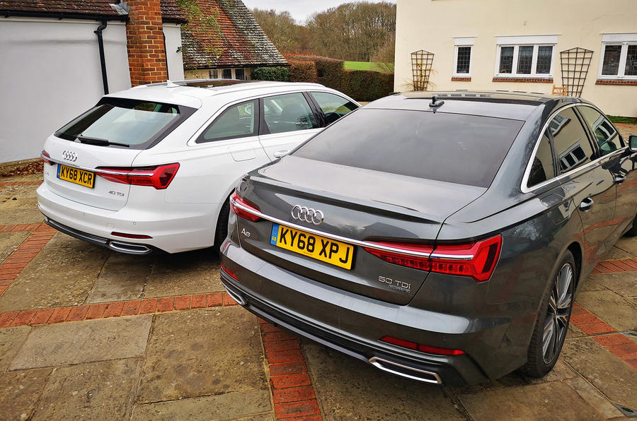 Audi A6 Avant 2019 long-term review - swap boot