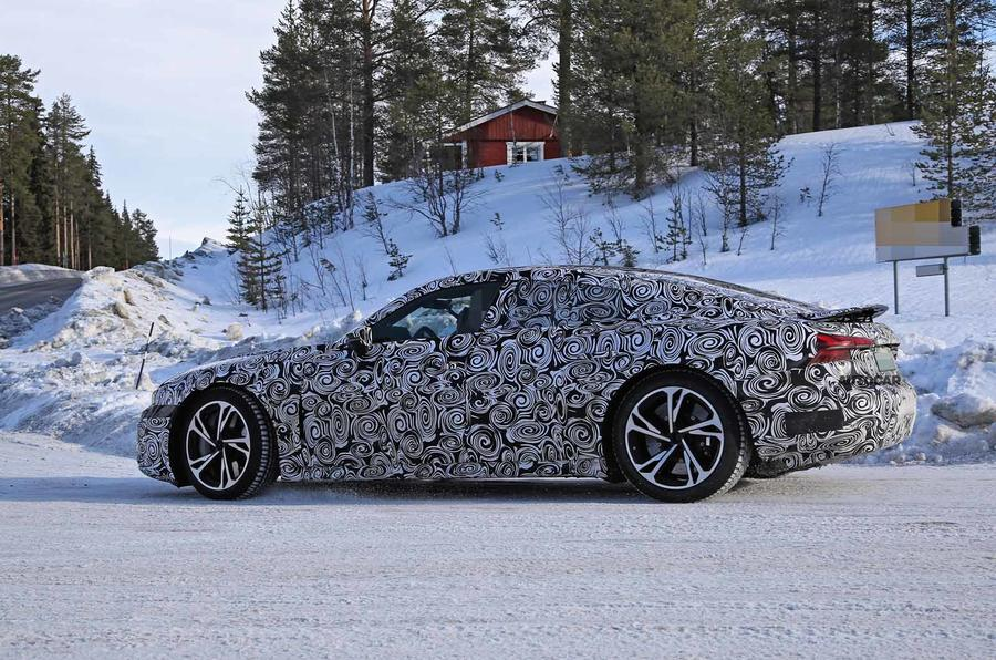 2021 - [Audi] E-Tron GT Audi_e-tron_gt_spyshots10