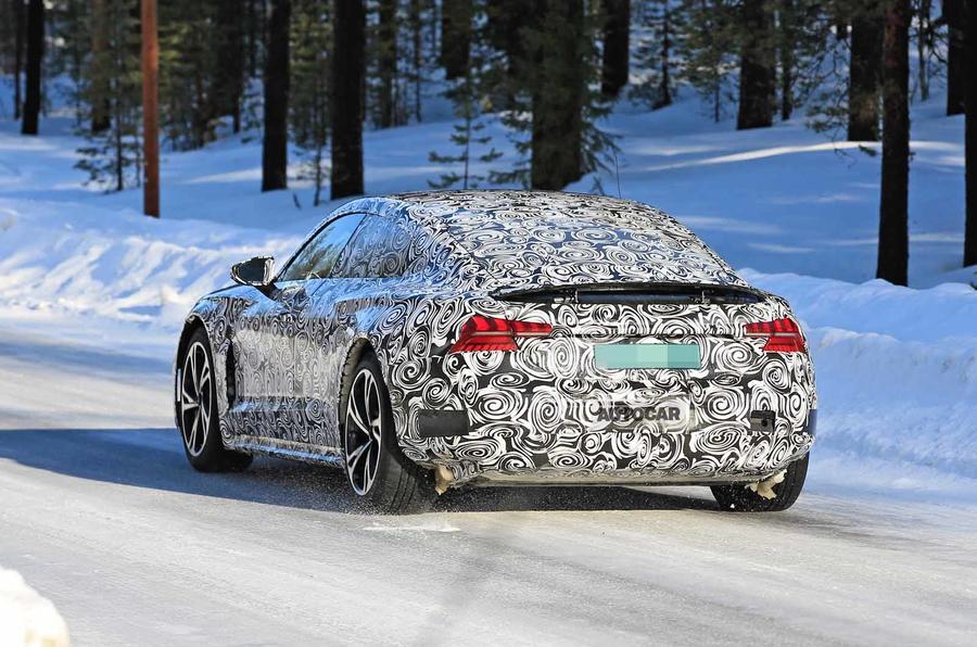 2021 - [Audi] E-Tron GT Audi_e-tron_gt_spyshots3