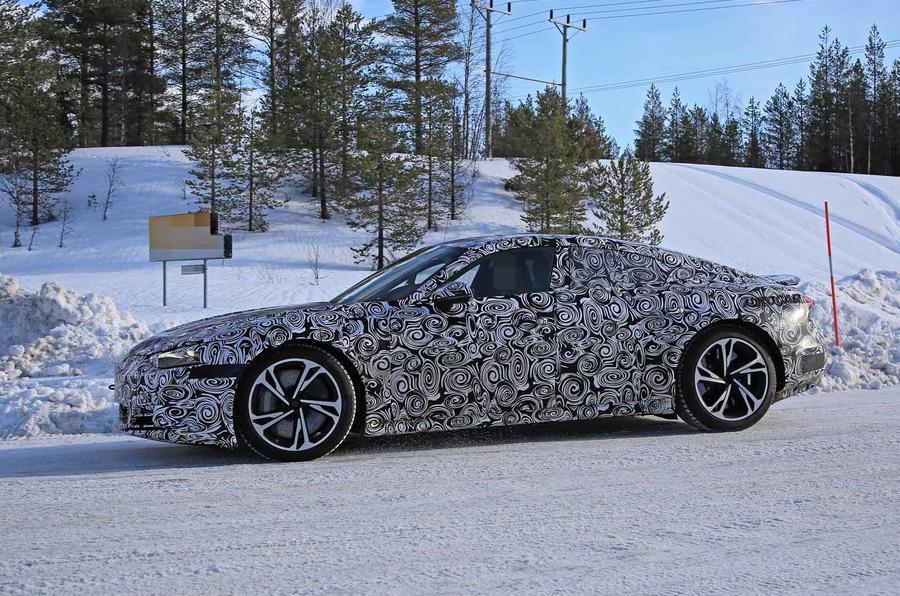 2021 - [Audi] E-Tron GT Audi_e-tron_gt_spyshots8