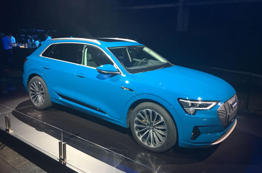 Audi Etron Brands First Full Electric Model To Cost Autocar - Audi e car