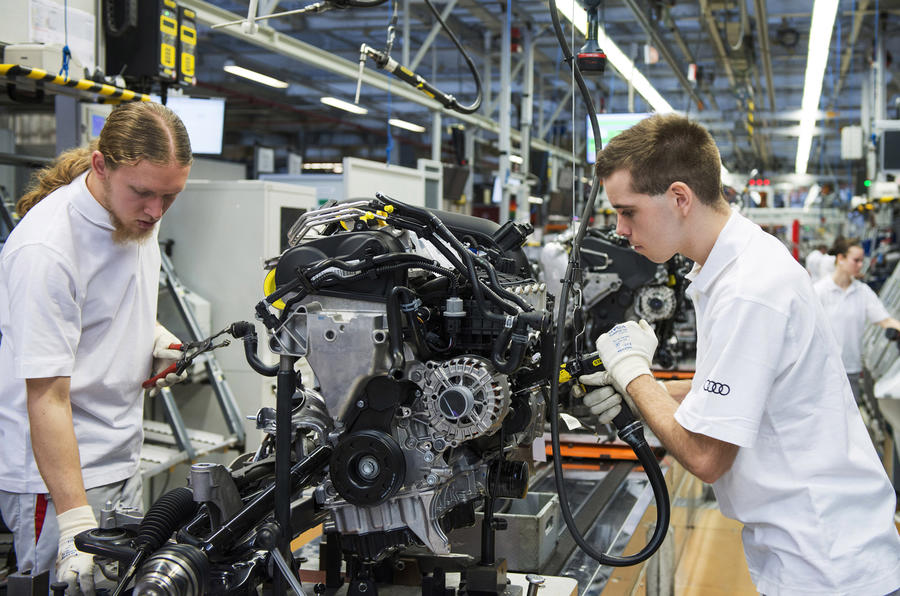 Audi predicts the end of the production line