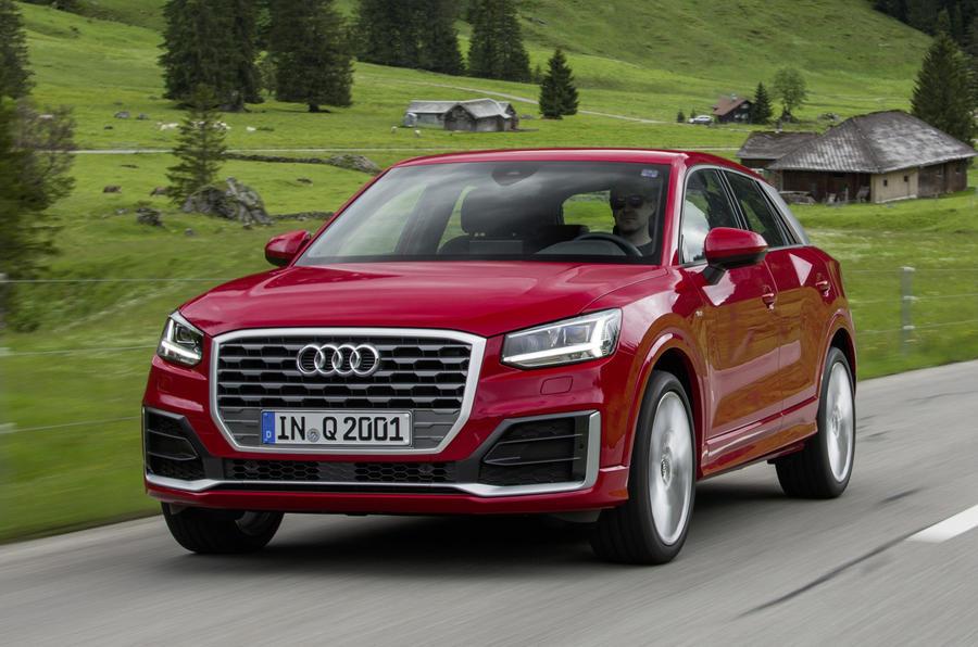 Audi Q2 1.4 TFSI S-Line