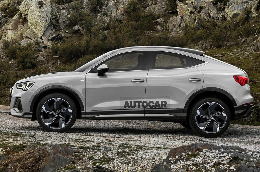 Audi Q3 Sportback 2021