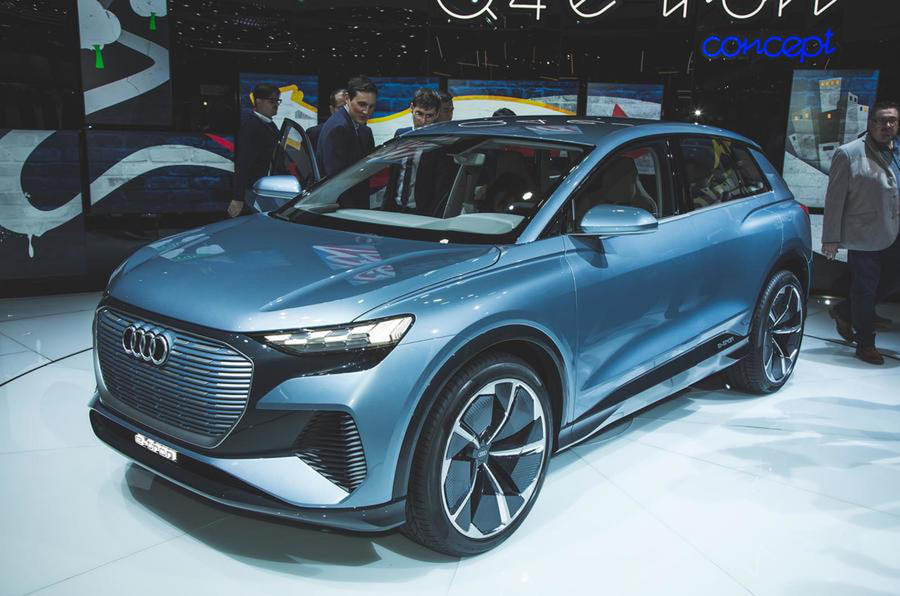 Audi set for rebirth with 2019 transformation plan   Autocar