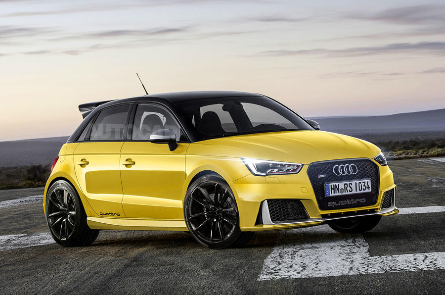 2017 audi rs1 to rival mini john cooper works autocar. Black Bedroom Furniture Sets. Home Design Ideas