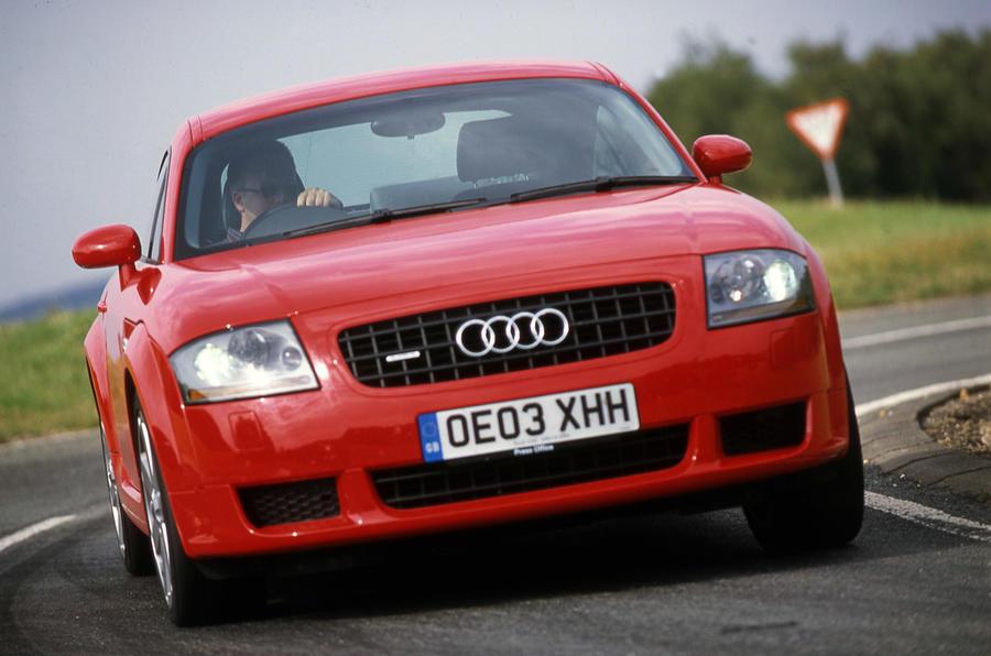 Audi TT 3.2 6