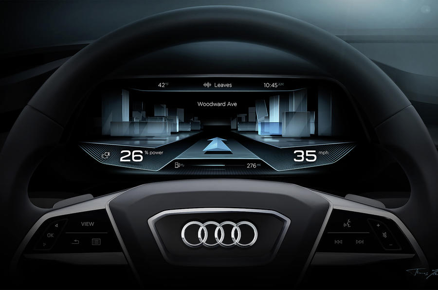 2017 Audi A8 tipped to use next-gen virtual dashboard ...