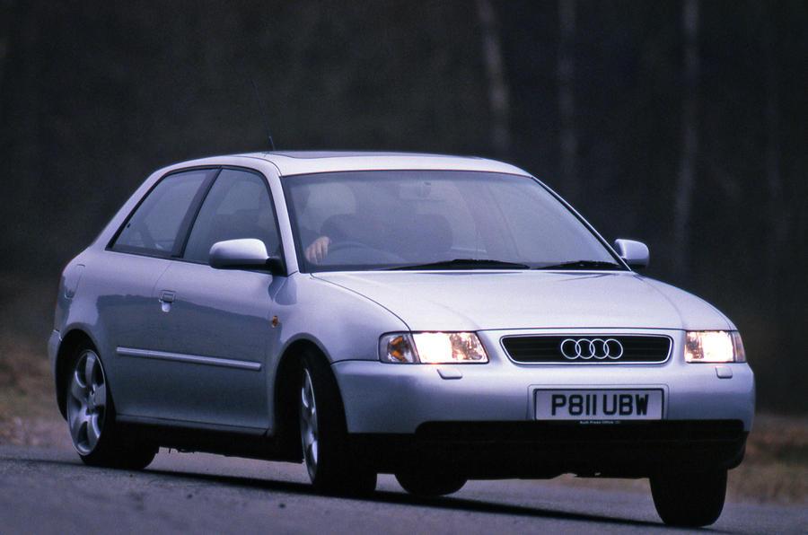 1997 Mk1 8L Audi A3