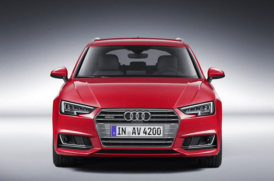 Audi A Latest Pictures And Details Autocar - Audi 4wd models