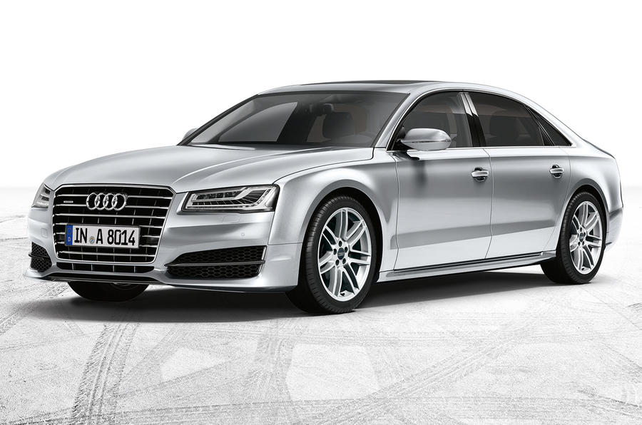 audi reveals new a8 sport for 2015 autocar. Black Bedroom Furniture Sets. Home Design Ideas