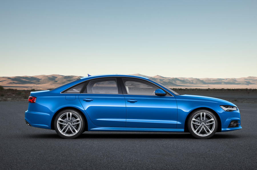2016 audi a6 and a7 sportback updated autocar. Black Bedroom Furniture Sets. Home Design Ideas