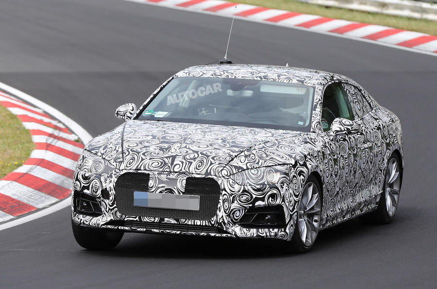 2017 Audi A5 coupé