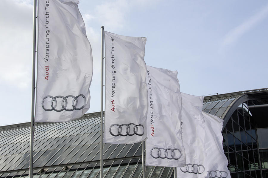 Audi CEO admits serious mistake, presents software solution