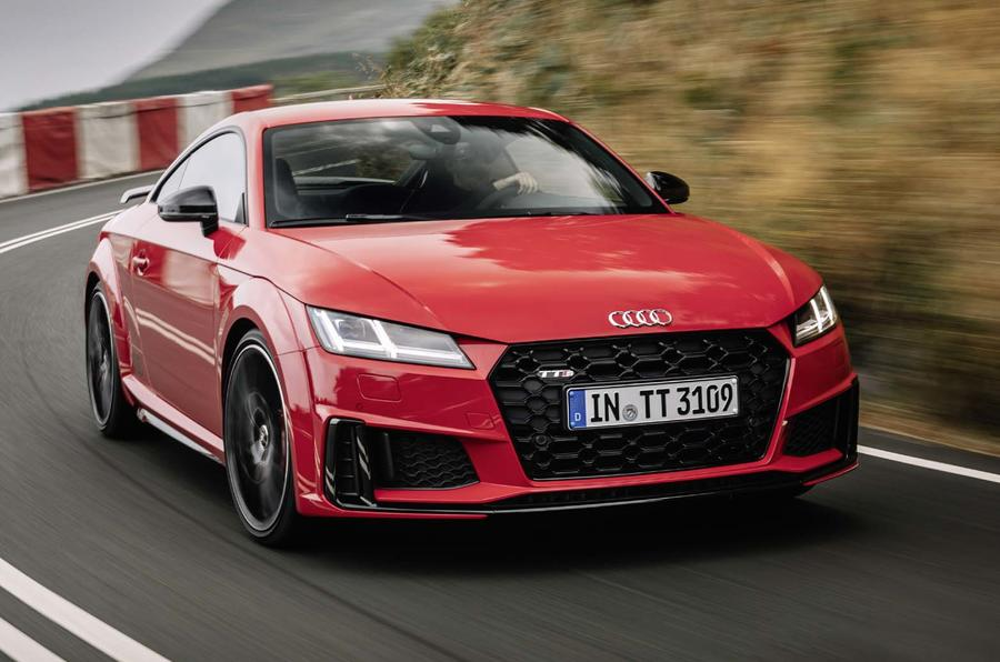 2018 Audi Tt Now Exclusively 2 0 Litre Petrol Powered Autocar