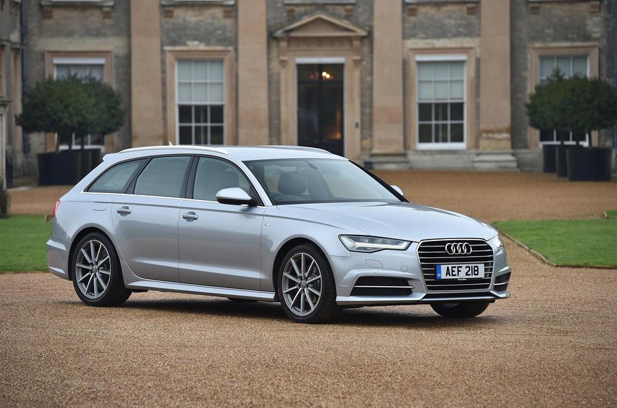 4 star Audi A6 Avant