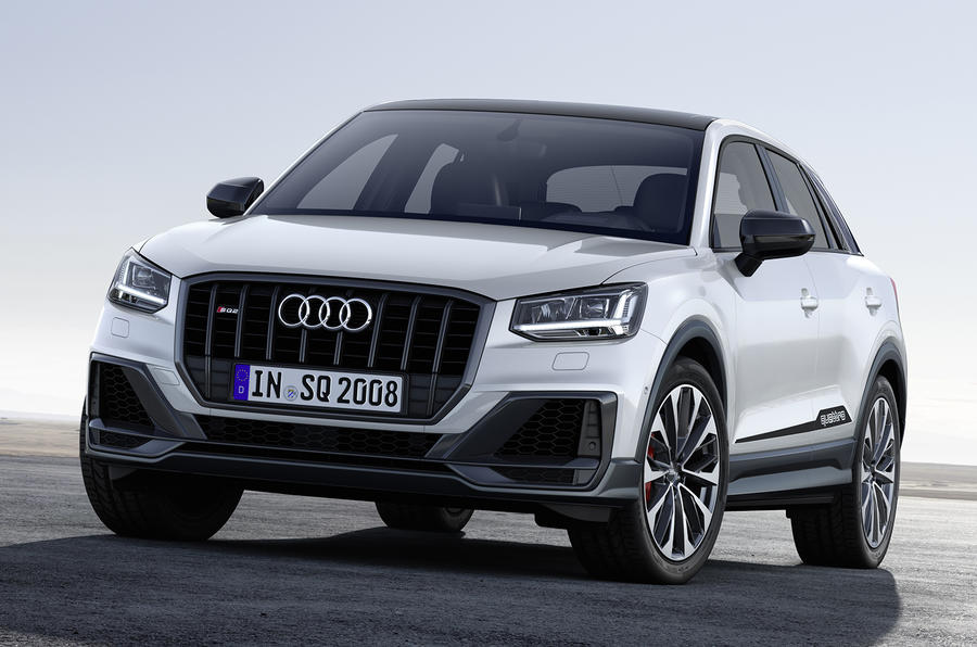 296bhp Audi SQ2 revealed ahead of Paris motor show debut