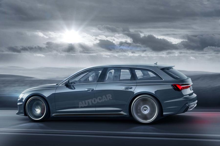 New Audi RS To Top Bhp Autocar - Audi rs6 2018