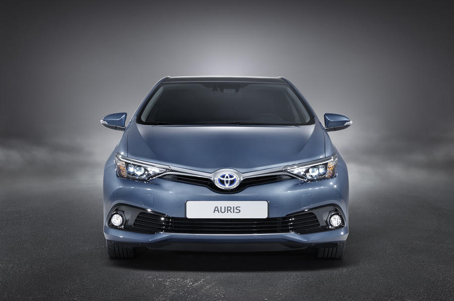 2015 Toyota Auris Revealed Updated Autocar