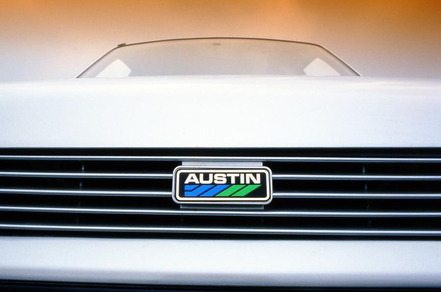 Austin badge