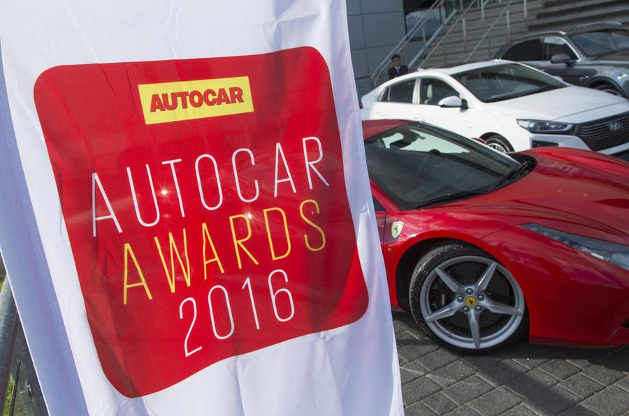 Autocar Awards on talkRadio