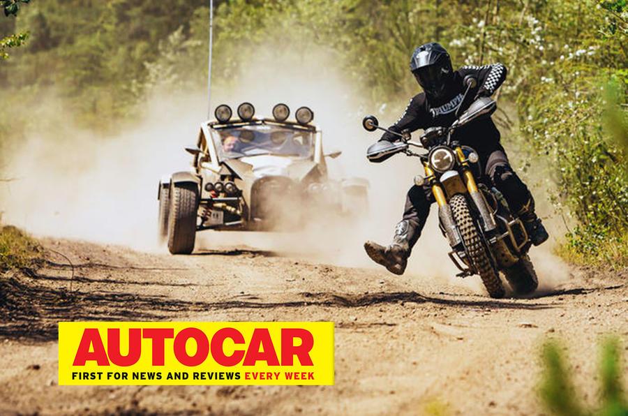 Autocar magazine