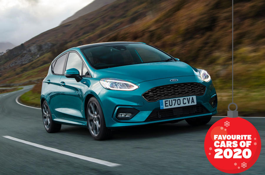 Autocar writers car of 2020 - Ford Fiesta