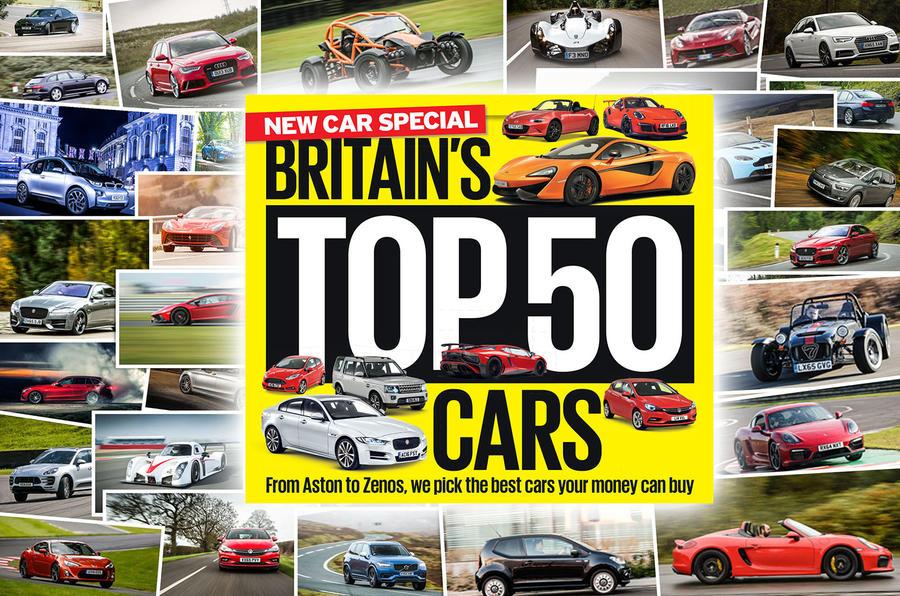 Autocar top 50