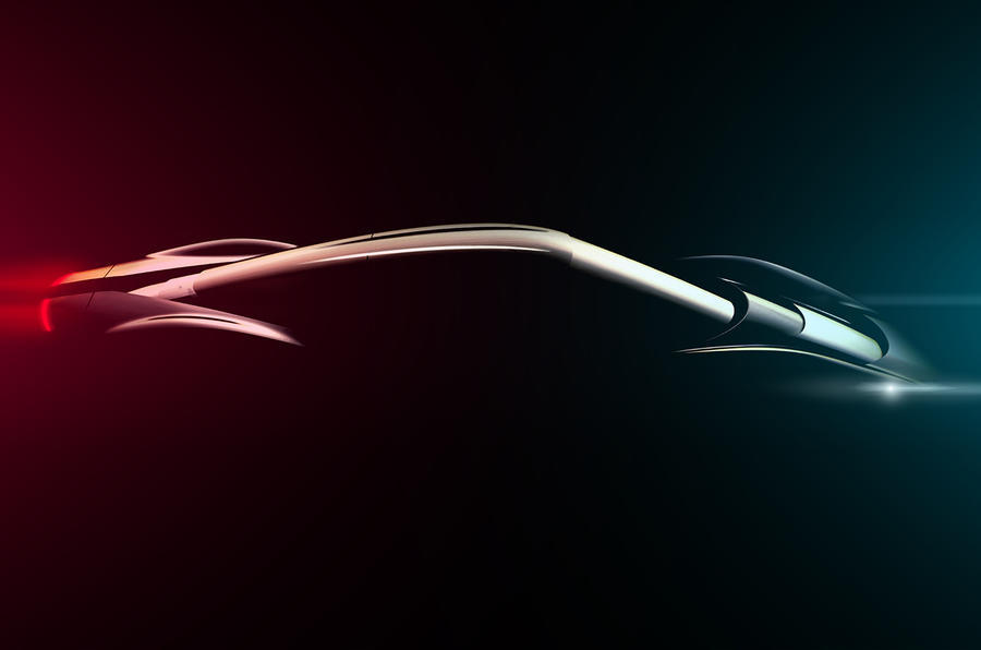 Pininfarina previews PF0 electric hypercar ahead of Pebble Beach debut