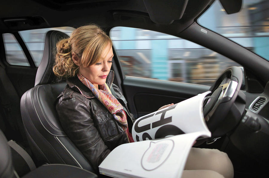 Insurers issue guidance for autonomous car cover