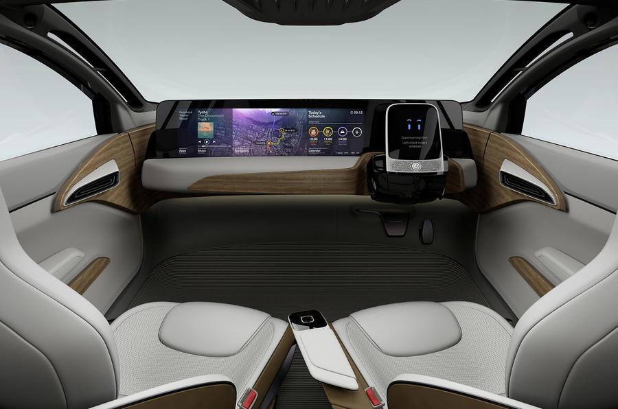 Michigan approves autonomous car testing without steering wheel  Autocar