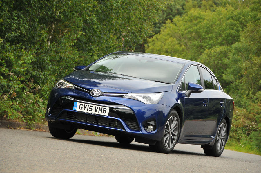 Toyota Avensis taken off sale ahead of Camry reintroduction