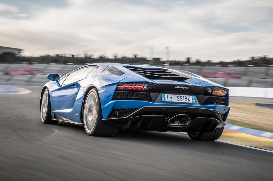 2017 Lamborghini Aventador S Review Autocar