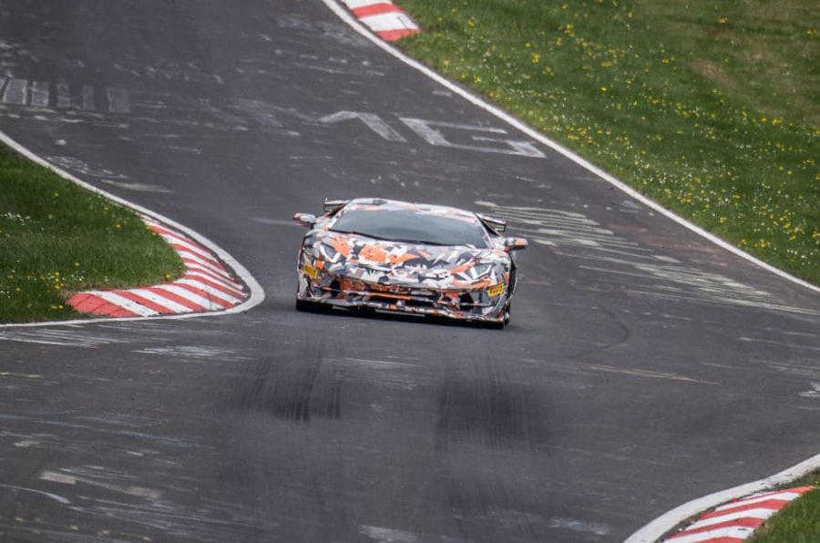 The Fastest Ever Nurburgring Lap Times 2019 Autocar