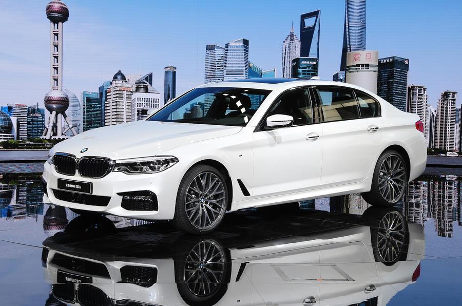 Long Wheelbase Bmw 5 Series Li Makes Shanghai Motor Show Debut Autocar