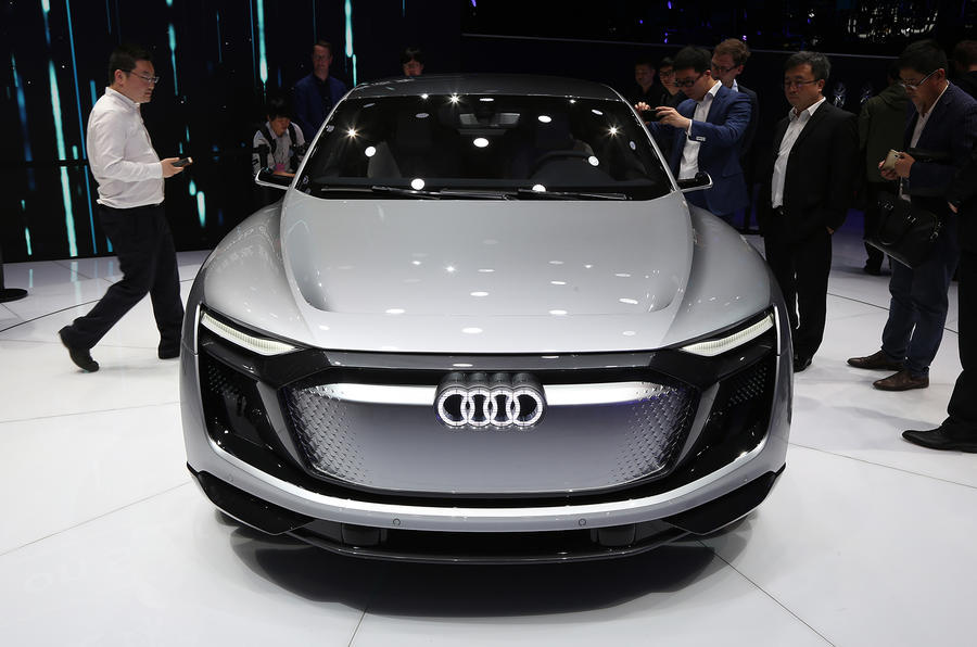 Audi Aicon concept to enter limited production under pilot ...