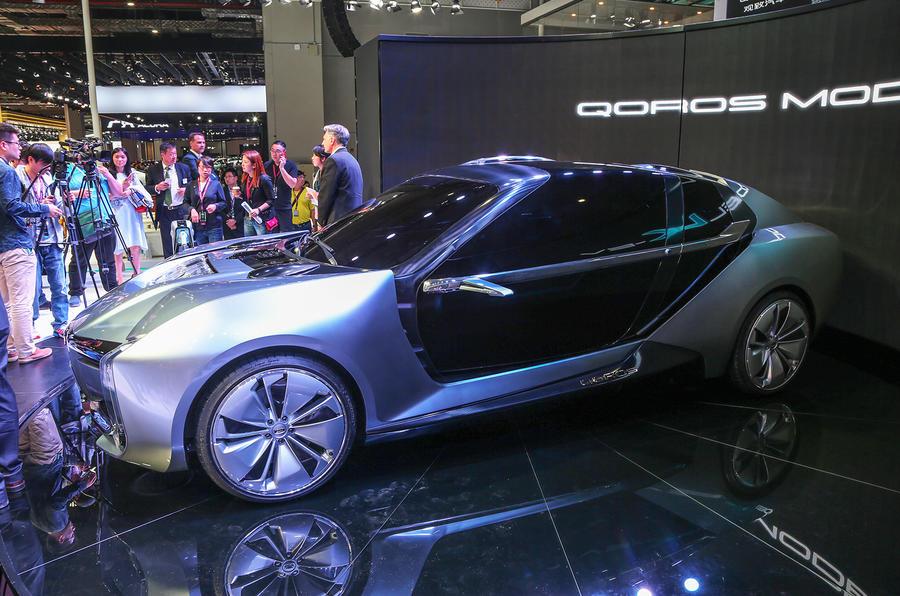 2017 Shanghai motor show - Chinese cars roundup | Autocar