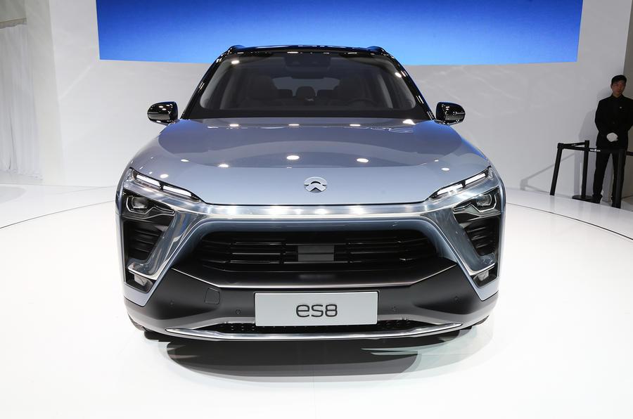 2017 Shanghai Motor Show Chinese Cars Roundup Autocar